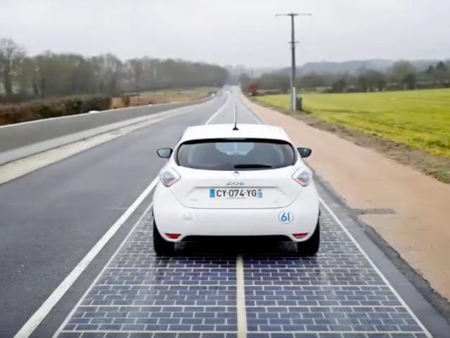 Виявляється, дорога з сонячних батарей фактично була поганою ідеєю