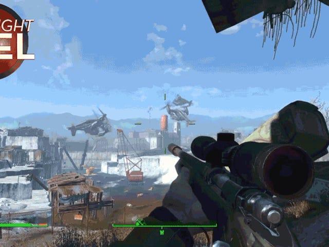 Phi công Drout-Ass <i>Fallout</i> không thể ngừng đâm