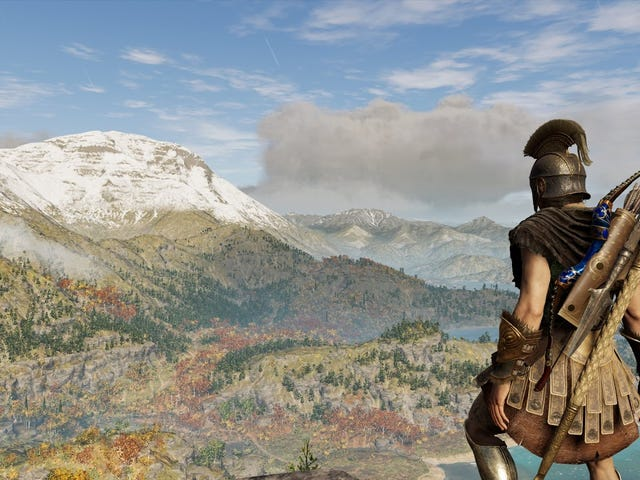 Assassin's Creed Odyssey, One Month Later