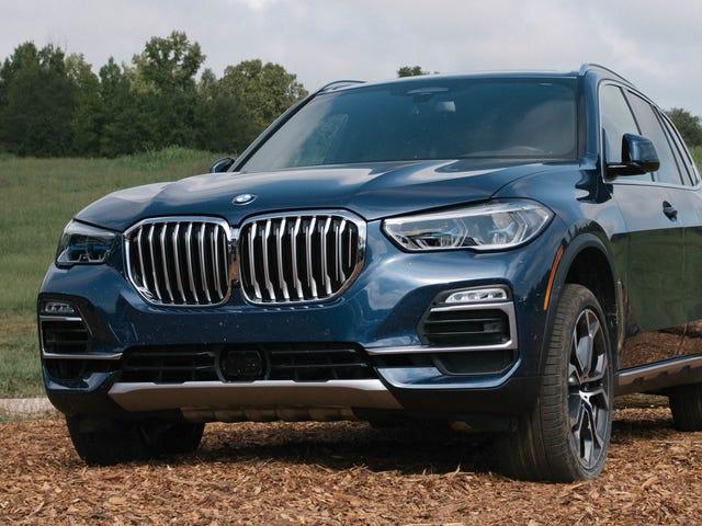 BMW กำลังทำ SUV 500 แรงม้าอีกสองตัว