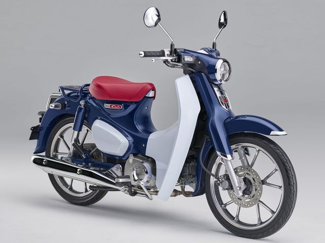 Honda Is Bringing Back The Monkey And Super Cub Mini-Bikes And They Look Overwhelmingly Good