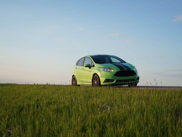 2015 Fiesta ST: The One Year Review