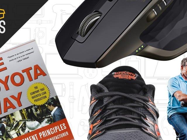 De bästa nyårsdagen erbjudanden: självförbättringsböcker, billiga löparskor och mycket mer