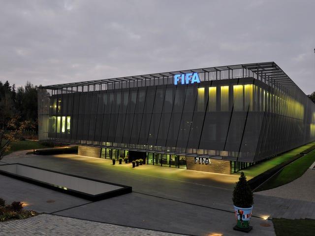 O que diabos é a FIFA fazendo com os direitos de mídia da Copa do Mundo de 2026?