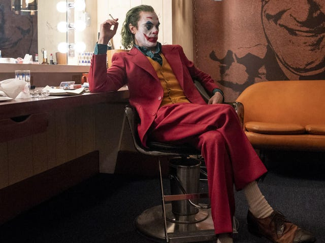 For Your Convenience, a Joker Spoiler Discussion Zone