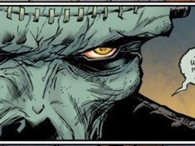 Gotham City Monsters kicks off a spooky new creature feature for DC