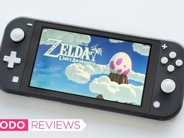 Nintendo Switch Lite - идеальная переделка