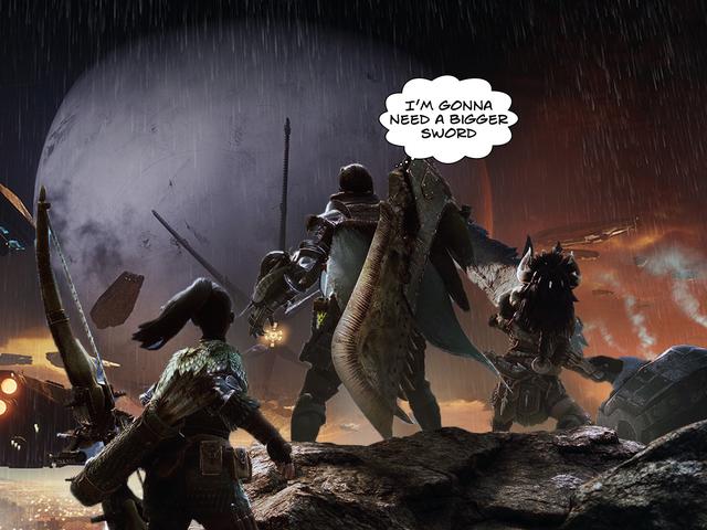 Monster Hunter: World Shows How Destiny 2's Grind Could Improve