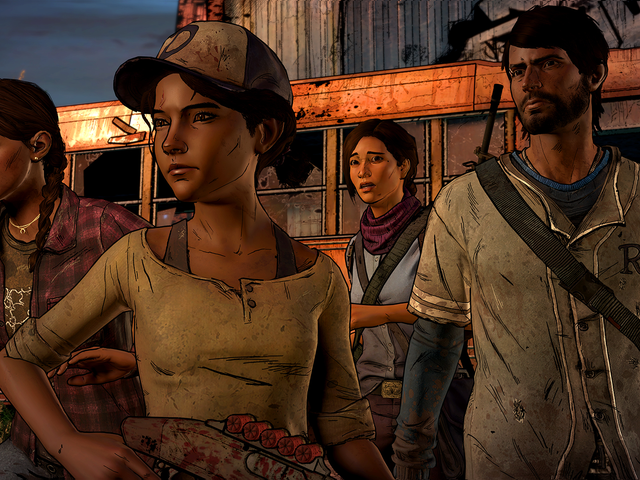 Telltale's The Walking Dead Will Be Finished By Another Company