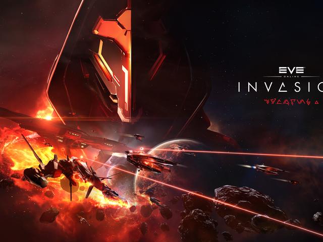 Последнее расширение EVE Online приносит инопланетное вторжение