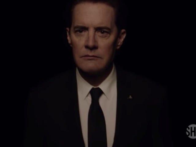 L&#39;agent Cooper fait son retour dans le dernier teaser de <i>Twin Peaks</i>
