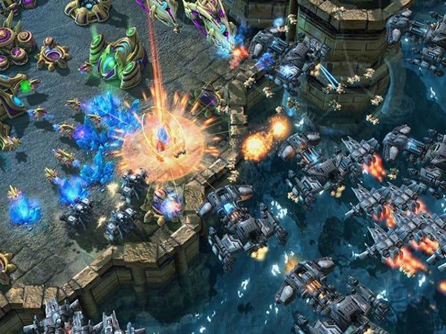 Blizzard κάνοντας κάποιες αλλαγές στο StarCraft II