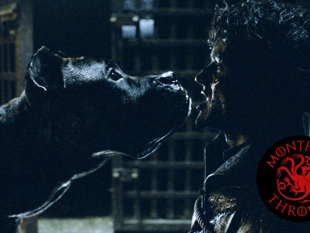 Game Of Thrones' most sadistic villain finally goes to the dogs