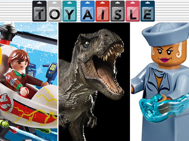 Fantastic Beasts Gets the Lego Treatment, and More of the Most Wonderful Toys of the Week