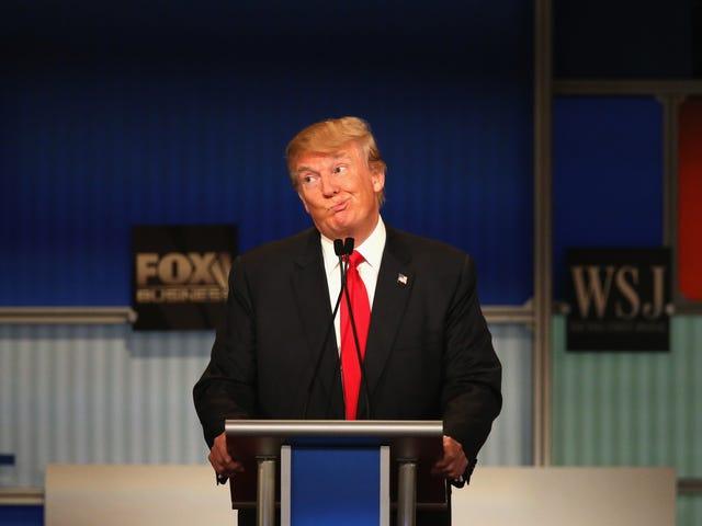 Trump Watch: BuzzFeed preferiría ser $ 1,300,000 más pobre que el apoyo a Donald Trump