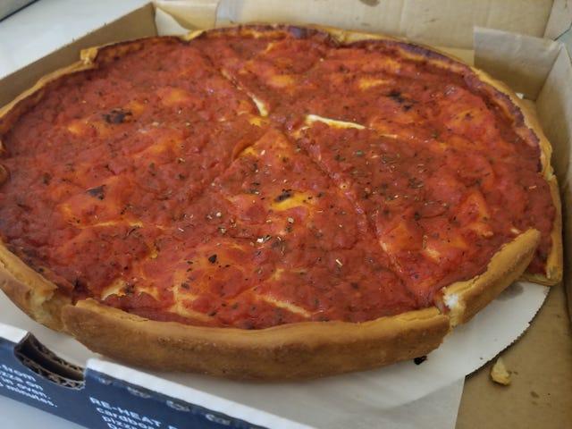 Speaking of pizza....