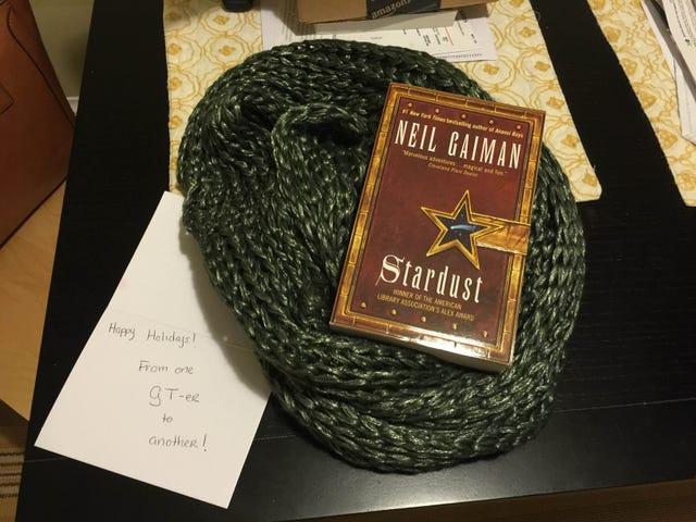 Gift Exchange Success!