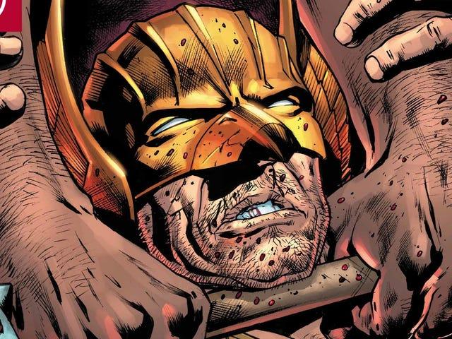 อดีตที่ผ่านมาของ Hawkman จับเขาไว้ในพรีวิวพิเศษนี้