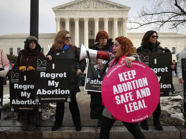Supreme Court to Weigh In on Louisiana Abortion Law in What Is Expected to Be a Test of How Trump's Conservative Picks Will Vote