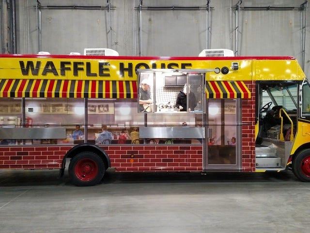 Waffle House Food Truck?