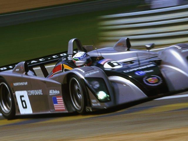 Amerika'nın En Anlamsız Le Mans Arabası Geri Dönüyor