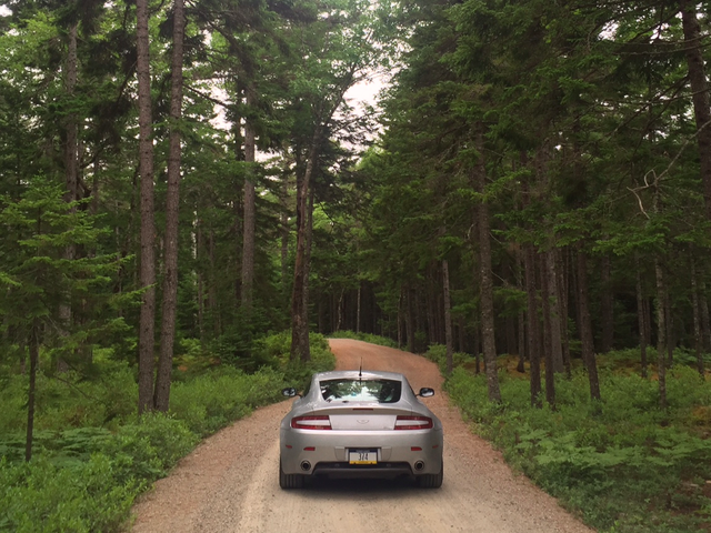 My Aston Martin Made It 1,600 Miles Into The Wilderness With Only One Little Issue