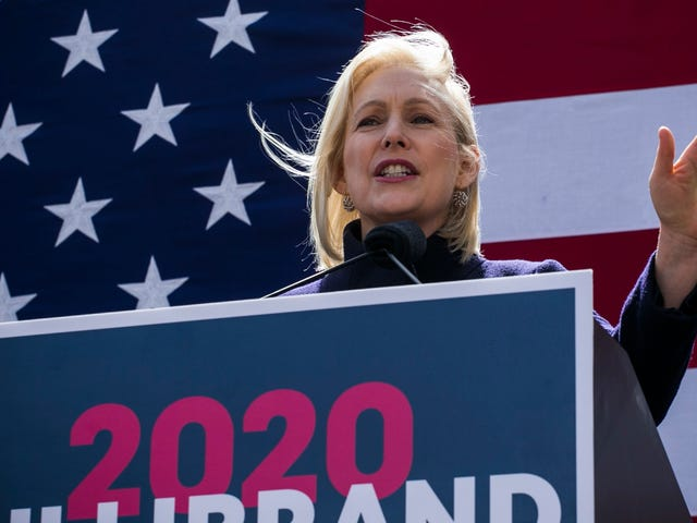 Kirsten Gillibrand Wants to Conduct a Nationwide Survey on Sexual Assault