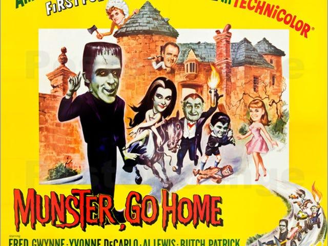 Svengoolie: Munster, Go Home (1966)