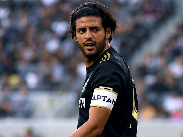 Carlos Vela Earns The Dubious Honor Of Being MLS's All-Time Highest-Scoring Mexican