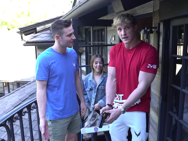 You Know Logan Paul Is Gonna Keep Doing This Shit Forever, Right?