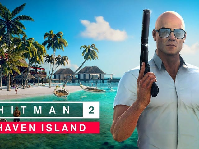 Haven Island, the next location in the Hitman 2 Expansion Pass, arrives September 24