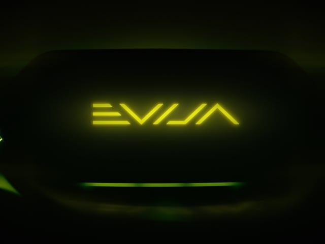 Από ποια γλώσσα είναι το Lotus Evija;