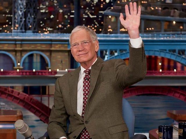 Letterman's Woman Problem: It's Not Us, It's Him