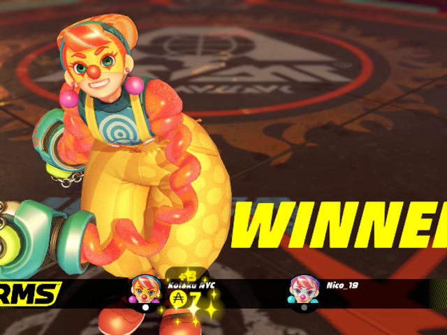 Arms' New Character: She Protec, She Attac, But She Also Inflate