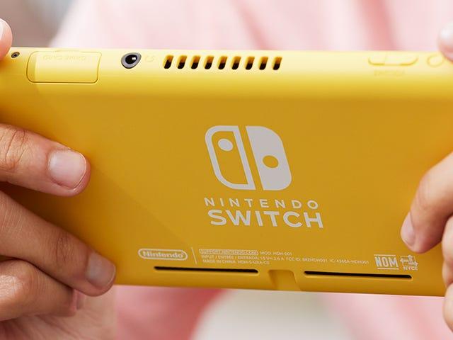 Así es Nintendo स्विच लाइट, ला नुवा कंसोला एक्सक्लूसिवमेंट पोर्टेट डी निनटेंडो