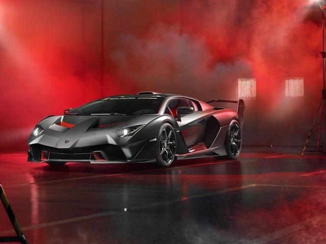 Do It, Lamborghini. Enter Le Mans In The Hypercar Class