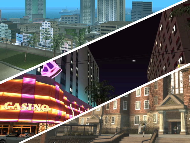 The Modders Bringing A Bunch Of Rockstar's Cities Into GTA San Andreas