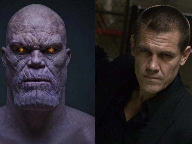 Josh Brolin Cast As Thanos In Guardians of the Galaxy ​