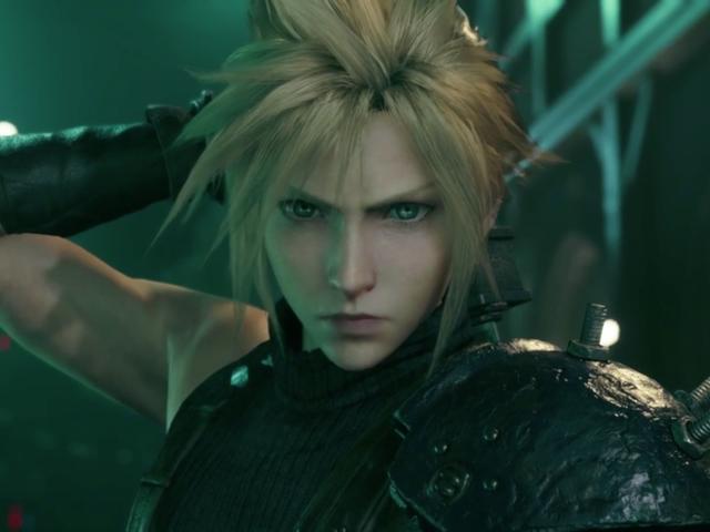 Final Fantasy VII Remake's Action-RPG Combat Detailed