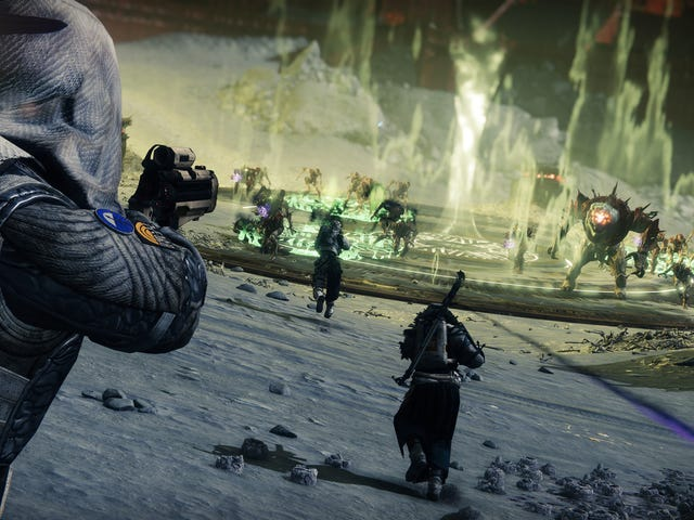 Turns Out Part Of The New Destiny Trailer Leaked Two-And-A-Half Years Ago