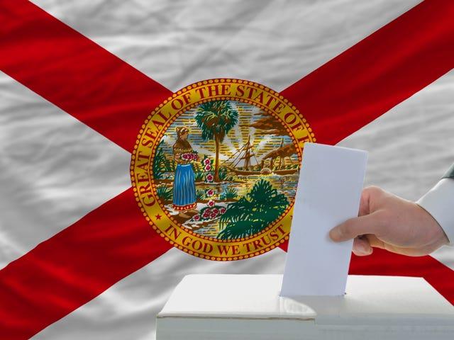 Florida republikaner Slam bromsarna på Felons Söker att återställa sina rösträttigheter