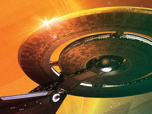 A Closer Look at the USS Discovery