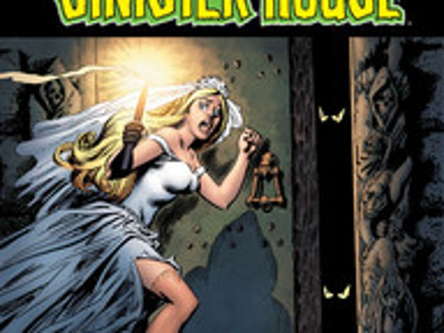 DC Showcase Secrets Of Sinister House Had Potential But Sputtering
