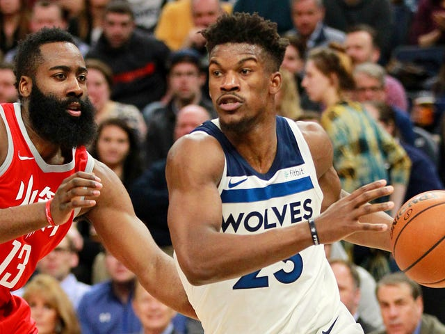 Report: Oh God Yes, The Toxic Rockets Are Pursuing Jimmy Butler