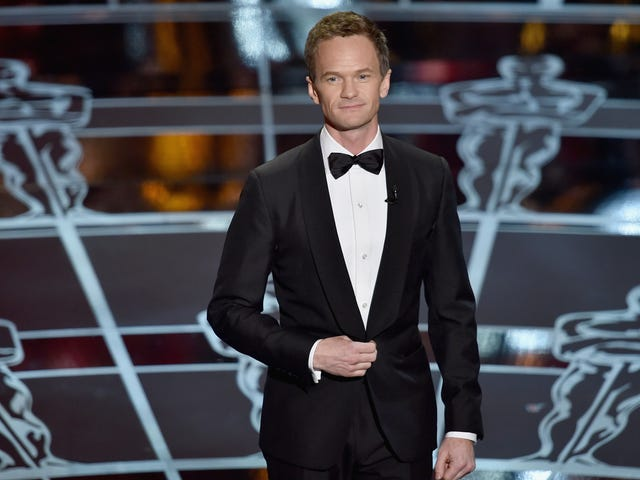 Yes, Neil Patrick Harris Knows the Oscars Sucked
