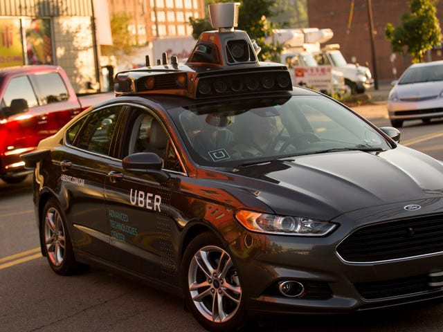 Will Self-Driving Cars Turn People Into Even Bigger Assholes?