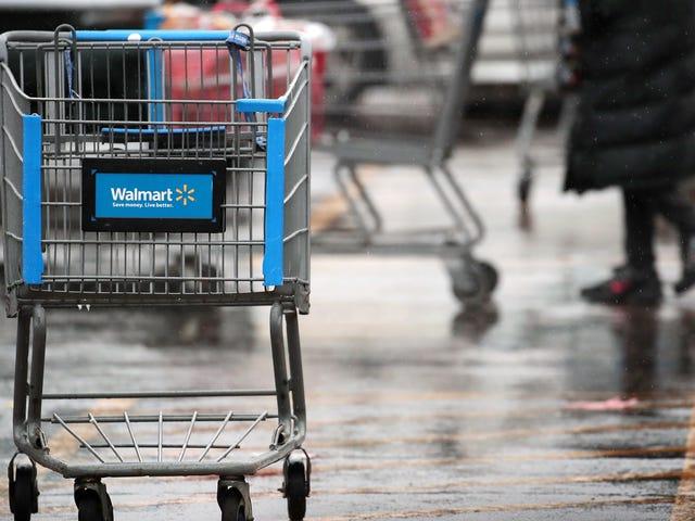 Waarom plaatste Walmart Blockchain niet in deze winkelwagen die meet hoe gespannen en zweterig je bent?