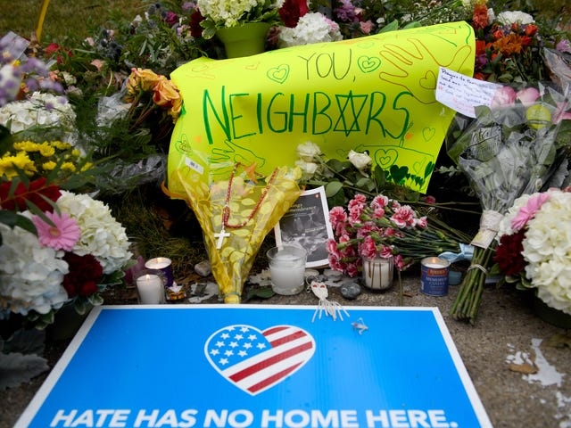Progressive Jewish Leaders to Trump: You're Not Welcome in Pittsburgh