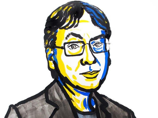 Kazuo Ishiguro berkaitan dengan Bob Dylan dengan Nobel Nobel de Literatura.  Es un escrito británico nacido en Japón, y el autor de obras ...