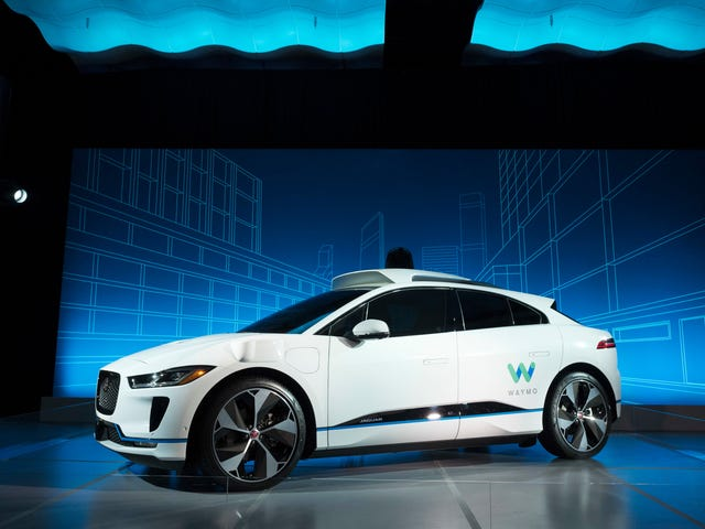 Someone Stole A Trailer From Google's Waymo And Police Can't Find It